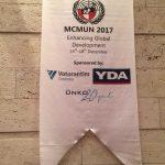 Yaşar Dede Arslan Kütüphanesi MCMUN 2017 de Gençlere Destek Olduk